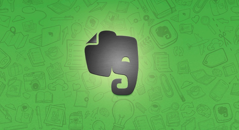Evernote now available to use via SMS!