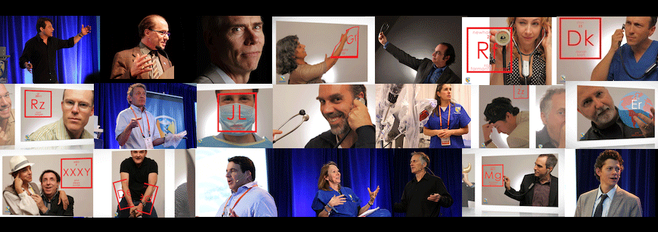 'Get disruptive' urge speakers at Singularity University's FutureMed series