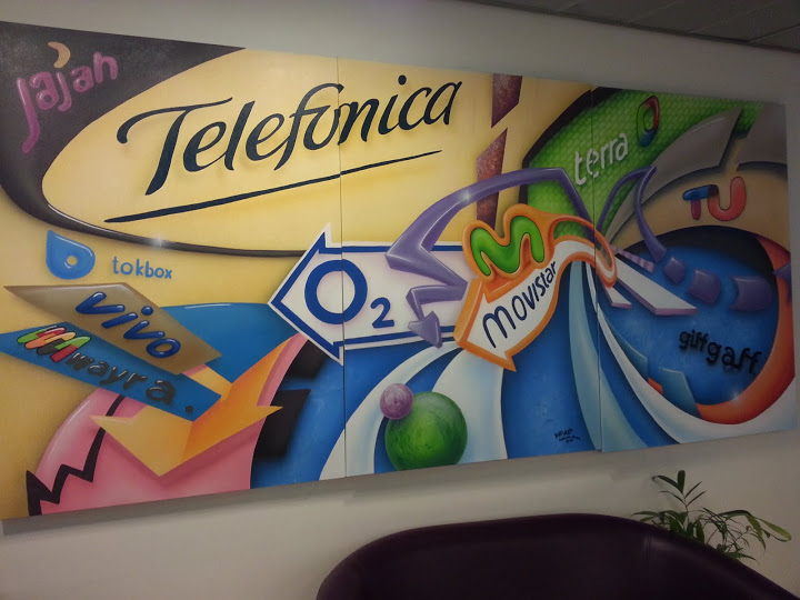 "CultureView: ""Creating my own blueprint at Telefonica"""