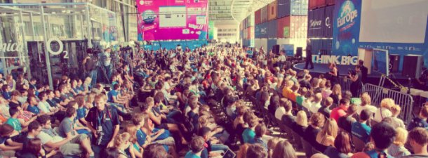 Campus Party Berlin off to a roaring start