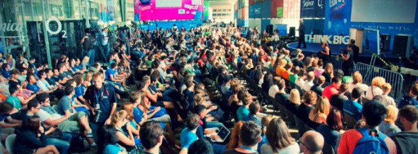 Photo Blog: Campus Party Europe 2012