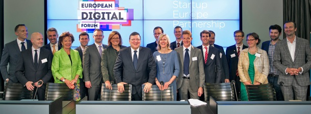 Launching the European Digital Forum – transforming Europe with innovation