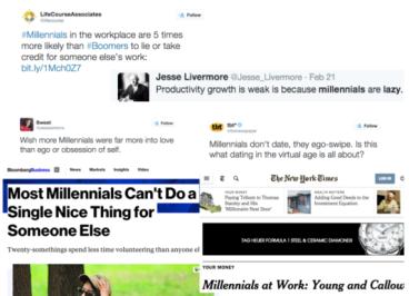 millennials-collage