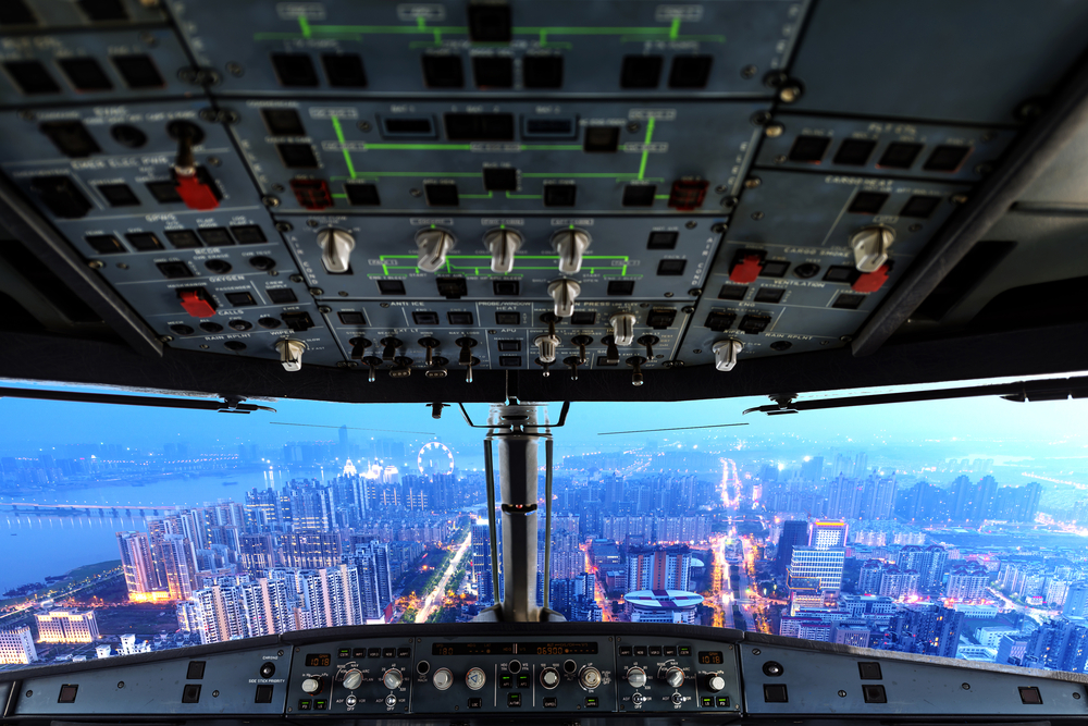 How tech is making commercial aircraft safer