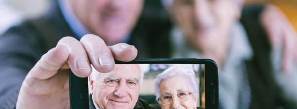 Technology for the elderly – not just bigger buttons