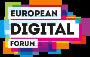 European-Digital-Forum-logo