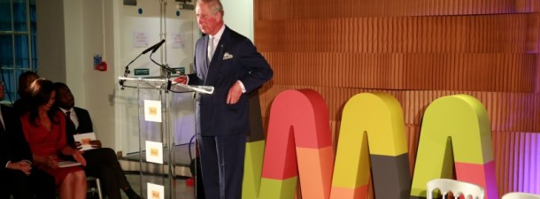 The Prince of Wales Highlights Importance of Social Action in Enhancing Youth Employability at Wayra Open Future_