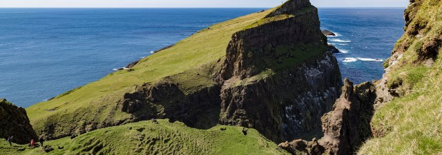 Sheep with cameras: the project for substituting Street View on the Faroe Islands
