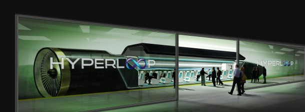 Hyperloop One Affirms that it Can Link Stockholm with Helsinki in 28 Minutes