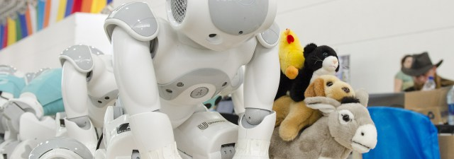 Designed to work with people: the new hallmark for robots in the future