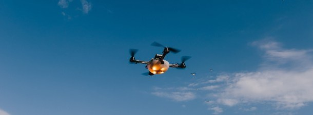 In search of a way to stop intrusive drones