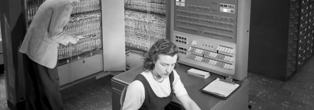 Leo Beranek, one of the creators of ARPANET
