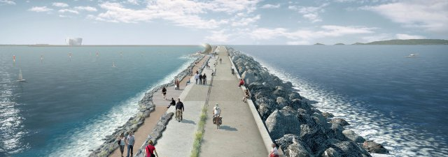 Tides could be the best source of energy for cities in the UK