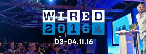 Telefonica champions world's top tech 'makers' as Headline Partner for WIRED 2016