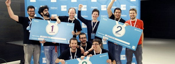 A solution-focused hackathon to improve society: #JoinHackathon