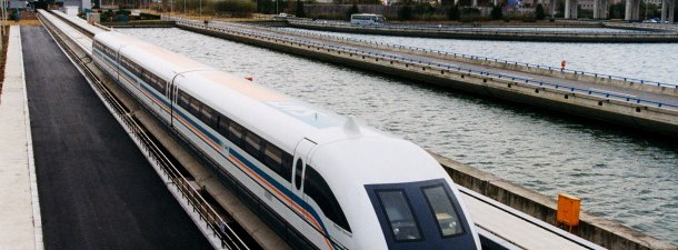China wants to develop maglev with the highest tested speed: 600 km/h