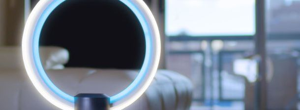This lamp could be the best example of AI in our homes