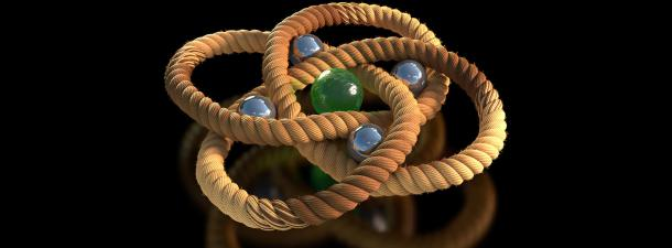 A molecular knot is created to design lighter and more flexible materials