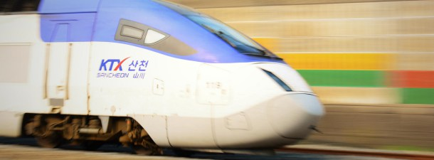 South Korea plans to build a train that will travel at 1,000 km/h